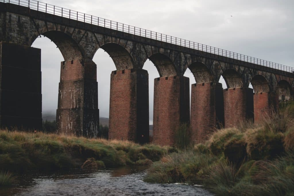 Big Water of Fleet Viaduct_route_stage_2