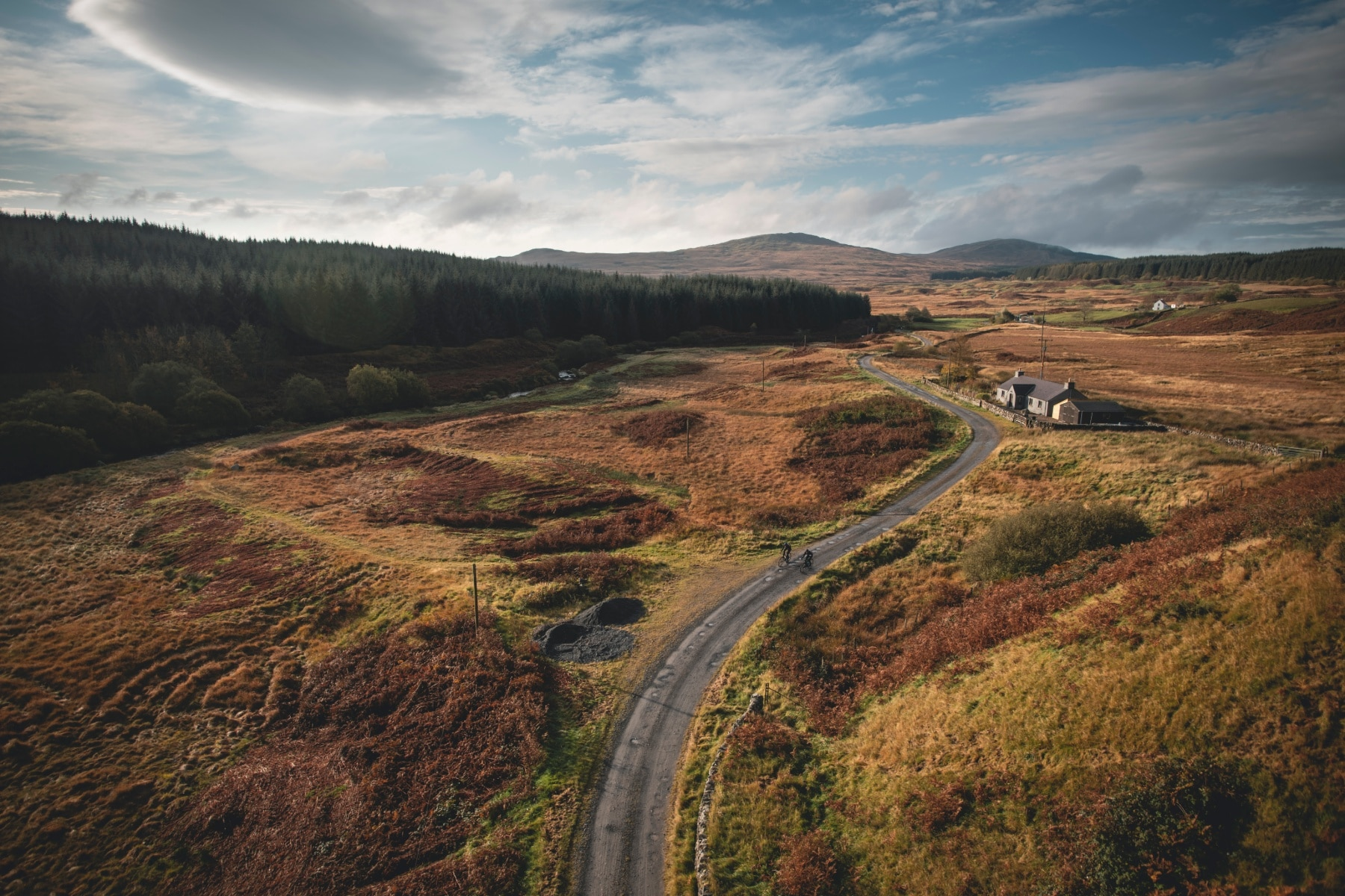 Cairnsmore of Fleet National Nature Reserve_route_stage_1