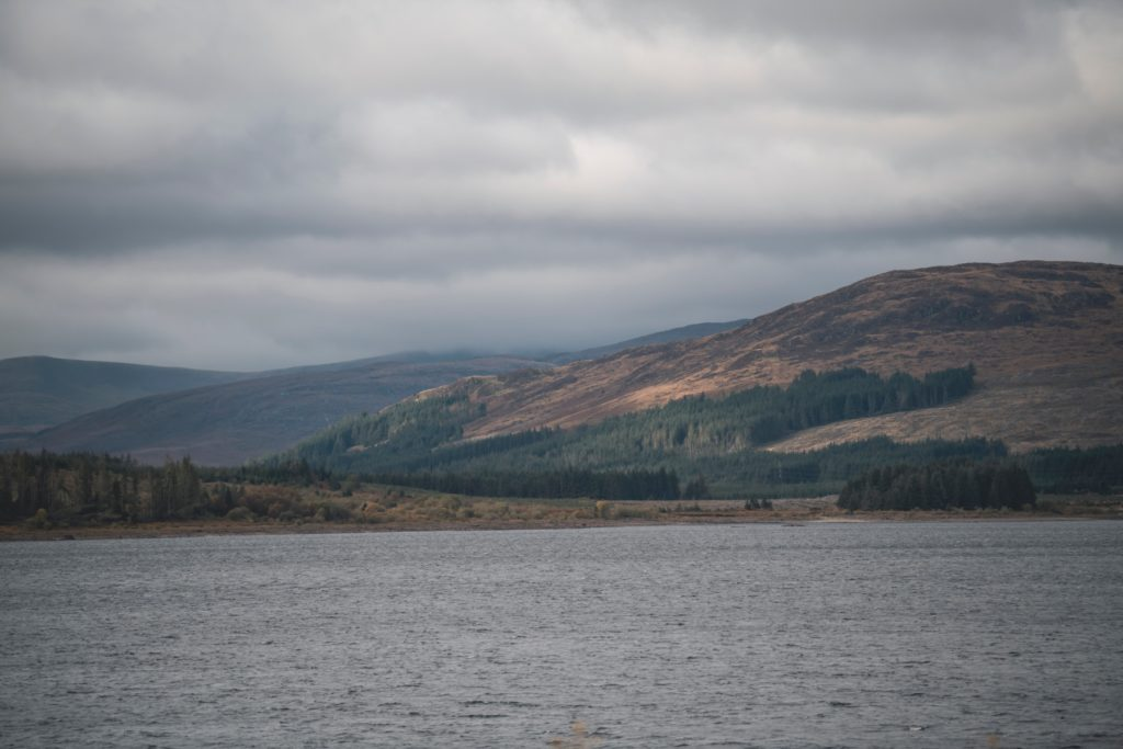 Clatteringshaws Loch_route_stage_2